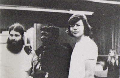 Bob Hite, John Lee Hooker, Alan Willson